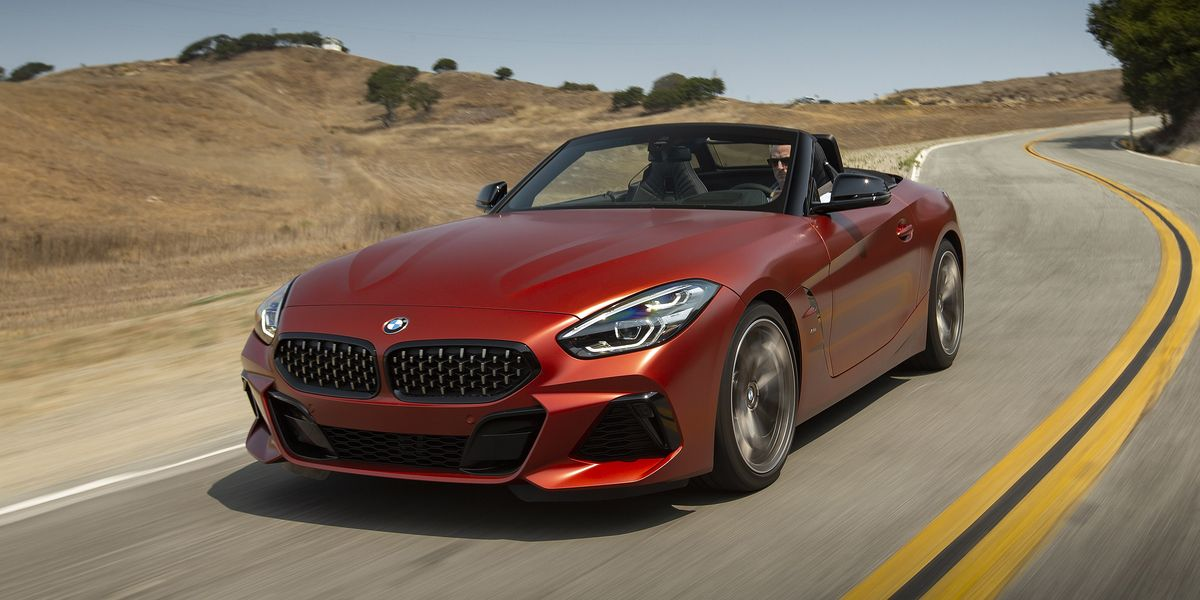 2019 Bmw Z4 Won T Get An M Version No New Z4 M