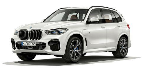 2021 BMW X5 xDrive45e iPerformance plug-in hybrid