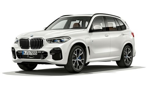 2021 Bmw X5 Xdrive45e Iperformance Plug In Hybrid