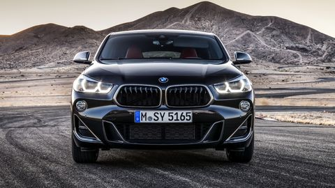 2020 BMW X2 M235i drive review