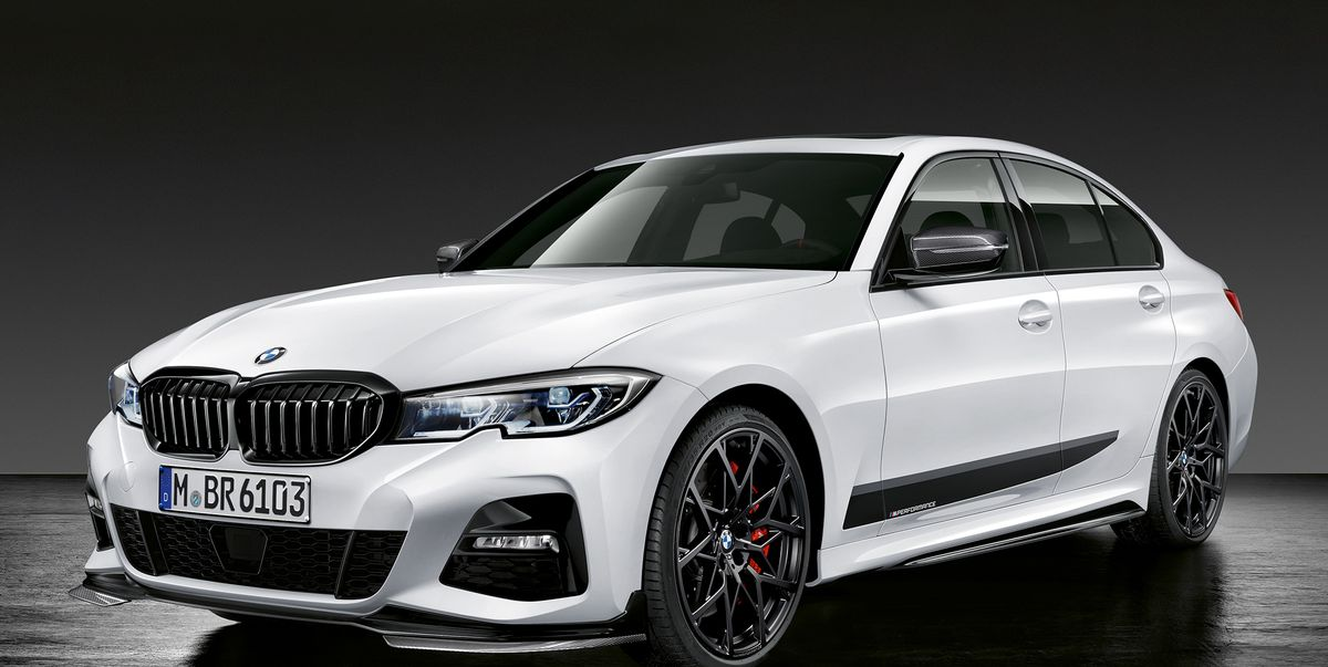The 2019 Bmw 3 Series Already Has A Plethora Of M Performance Parts