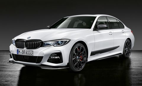 The 2019 BMW 3-series Already Has a Plethora of M ...