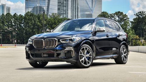 2020 Bmw X5 And X7 M50i Details And Specs On New
