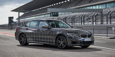 2020 Bmw M340i Xdrive Track Test First Drive Review Of New Six