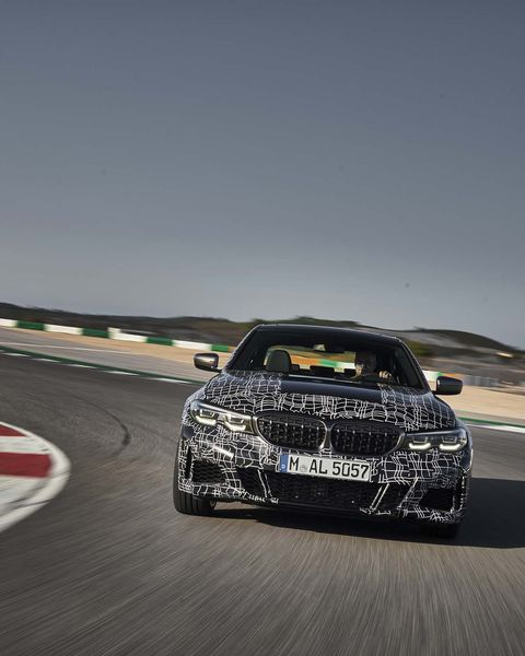 Bmw Xdrive System Review: 2020 BMW M340i XDrive Track Test