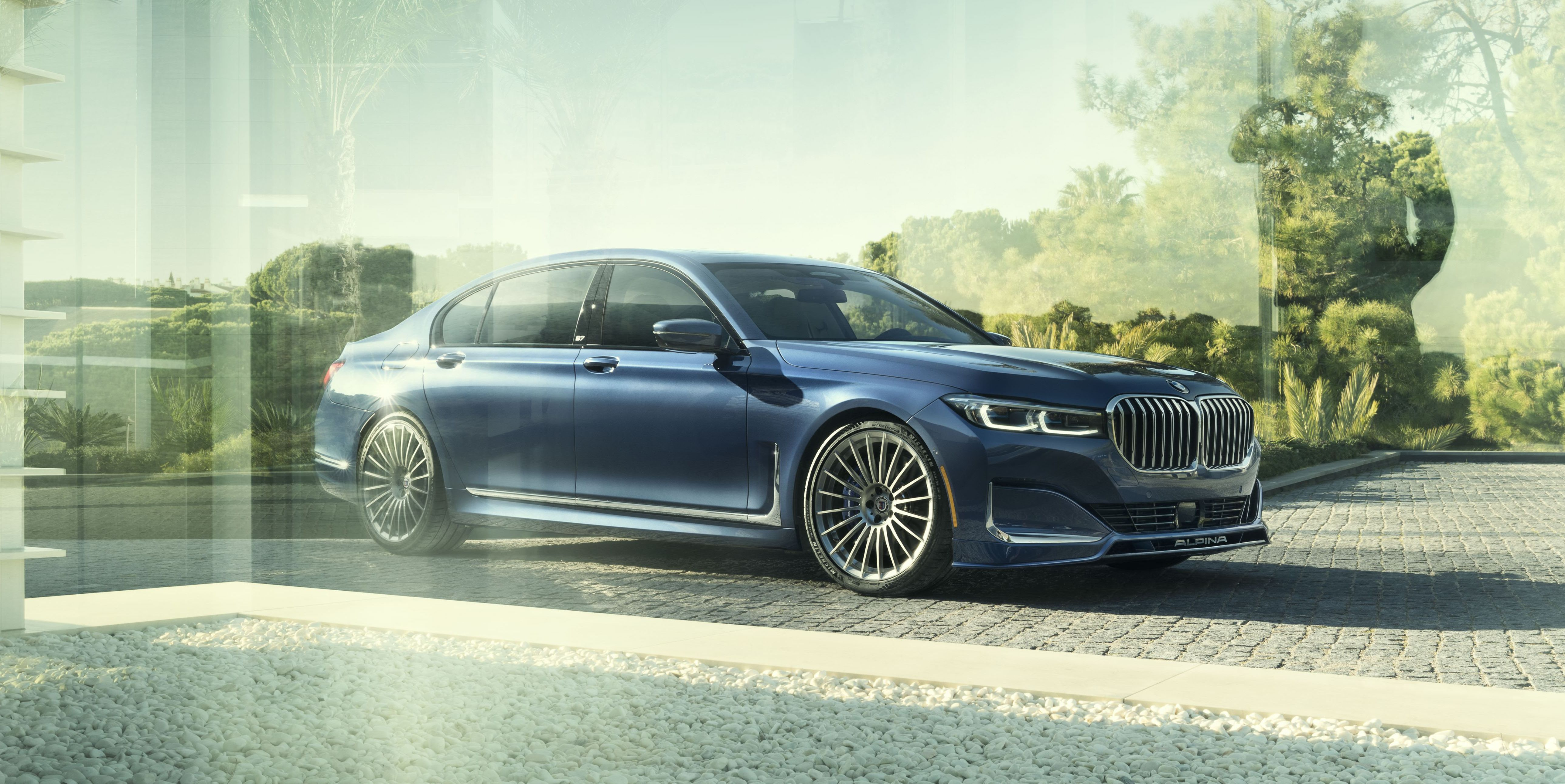 The 2020 BMW Alpina B7 Is the Fastest Sedan You Can Buy