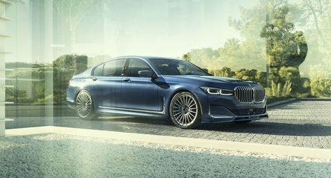2020 Bmw Alpina B7 205 Mph 7 Series Sedan
