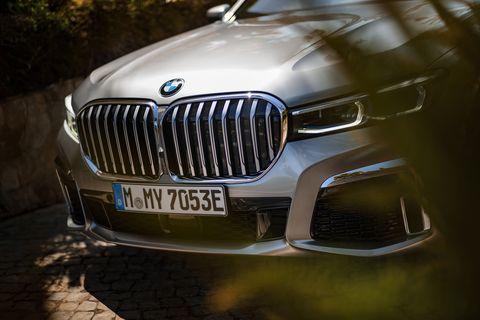 Luxury vehicle, Personal luxury car, Vehicle, Car, Automotive design, Grille, Automotive exterior, Executive car, Bmw, Vehicle registration plate,