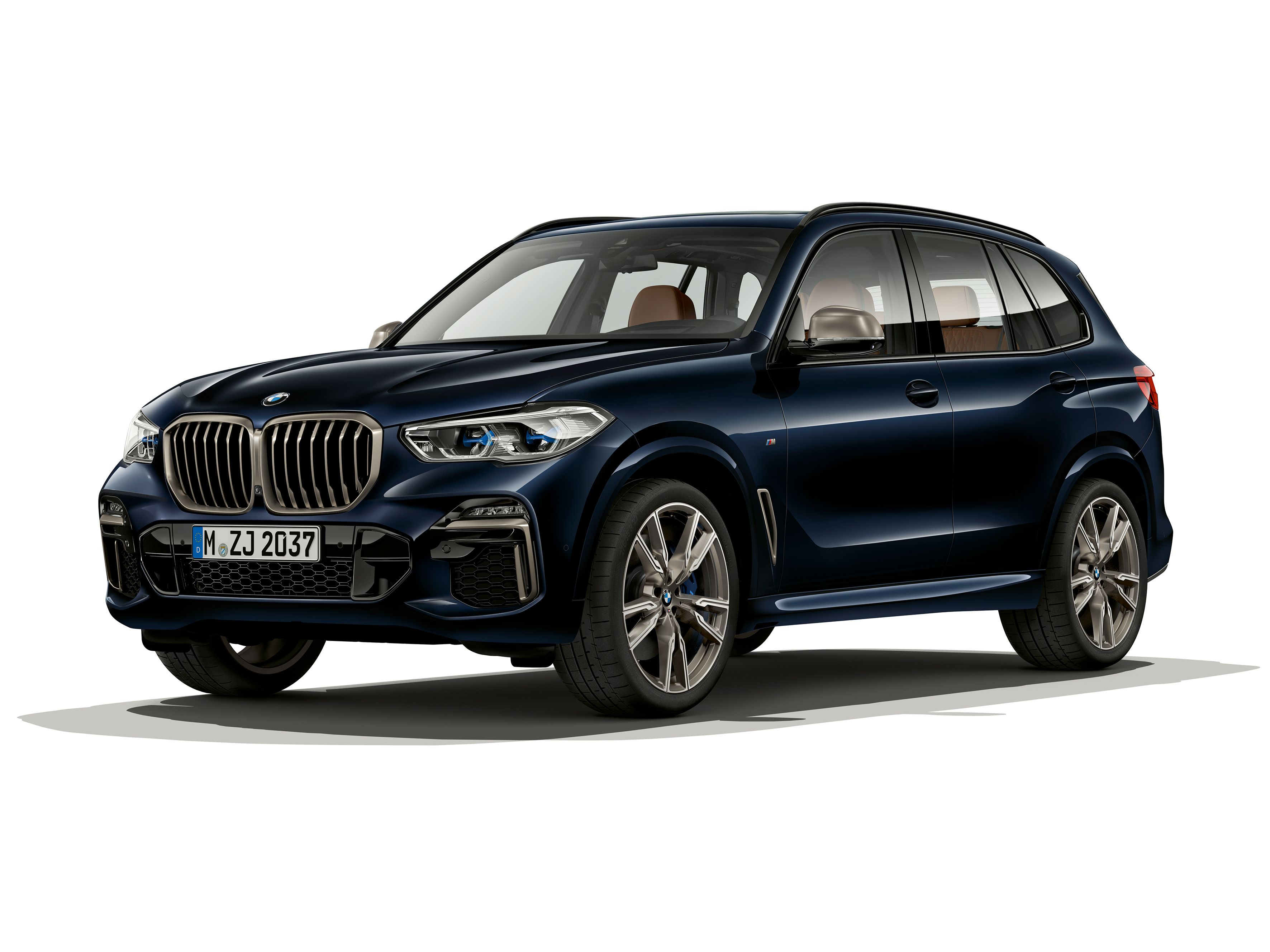 The 2020 Bmw X5 M50i Is Awash In Power And Opulence
