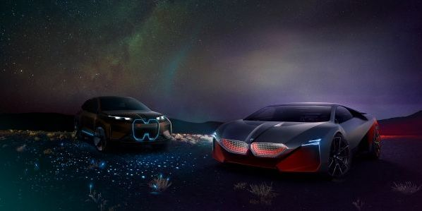 BMW's Future EVs Will Have a Soundtrack from an Oscar-Winning Movie Composer