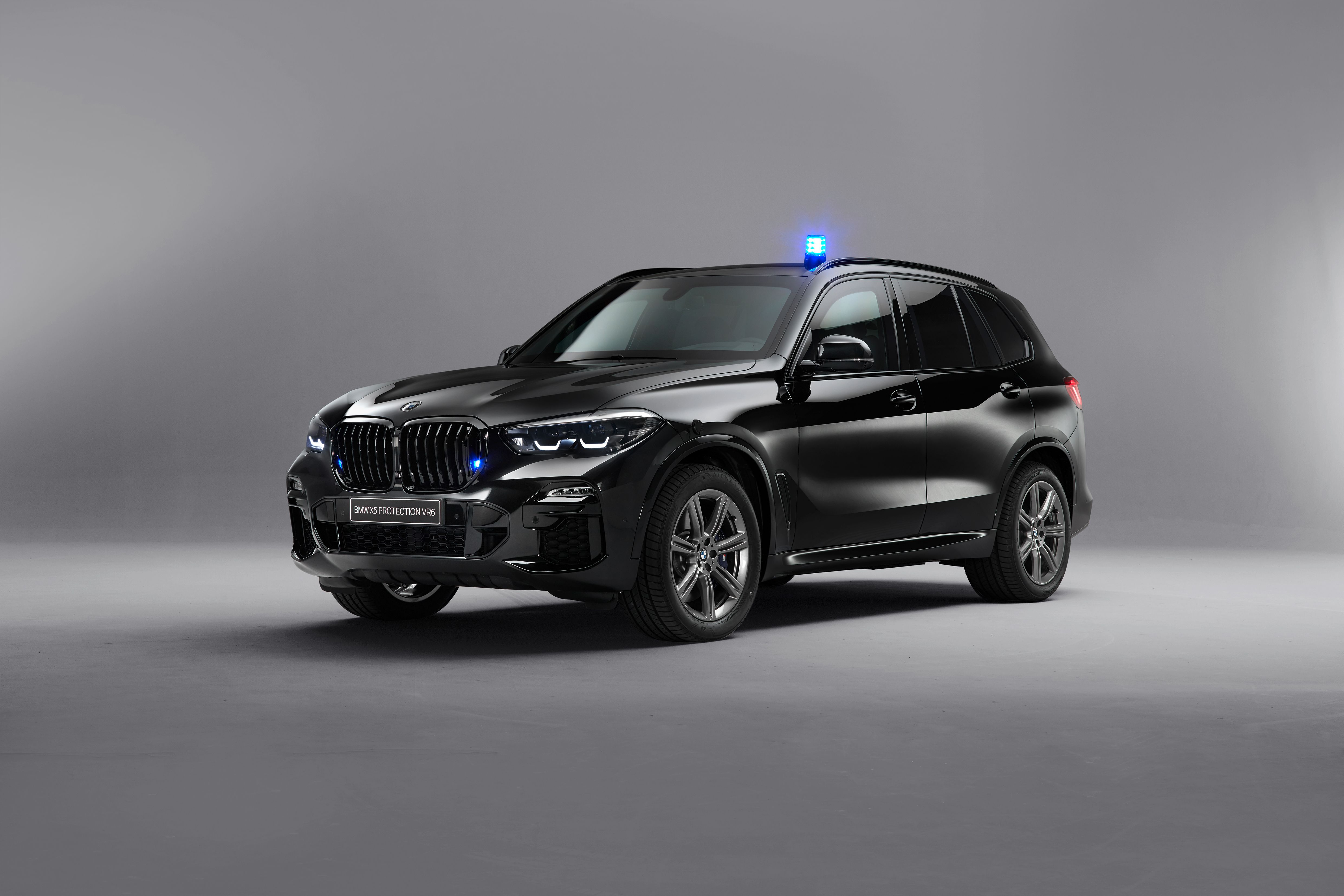 This Armored BMW X5 Can Withstand AK-47 Bullets