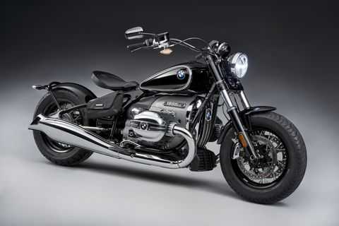 Gallery: BMW Motorcycles Reveals the Gorgeous R18 Cruiser
