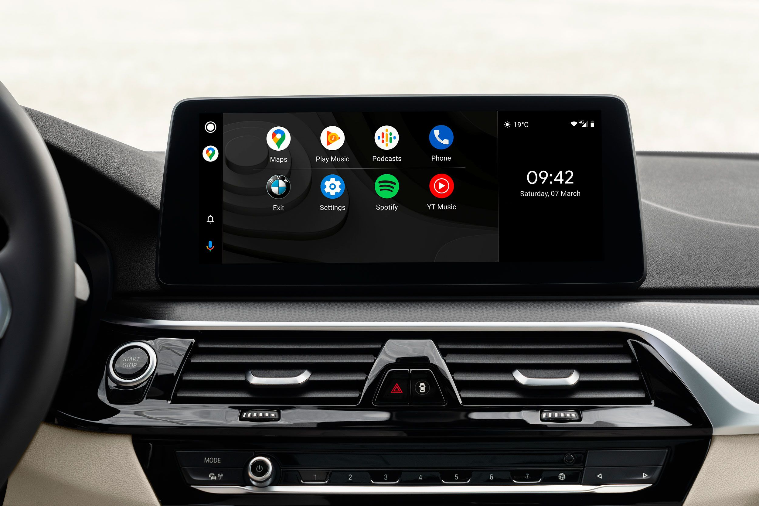 Bmw S Big Software Update Adds Android Auto And Voice Features
