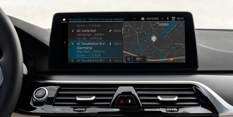 bmw mapping