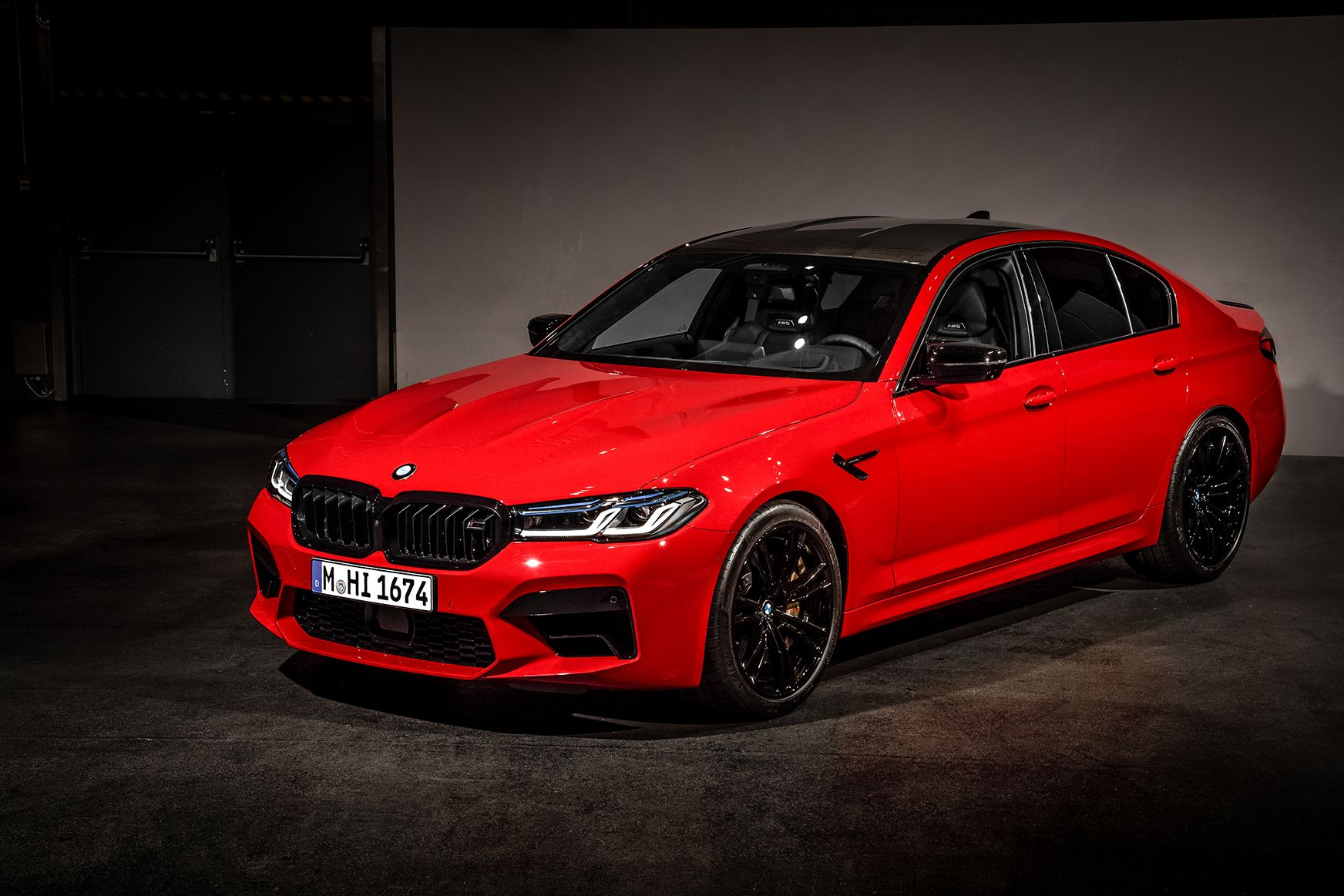 2021 Bmw M5 Competition Revealed Pictures Specs Hp Info