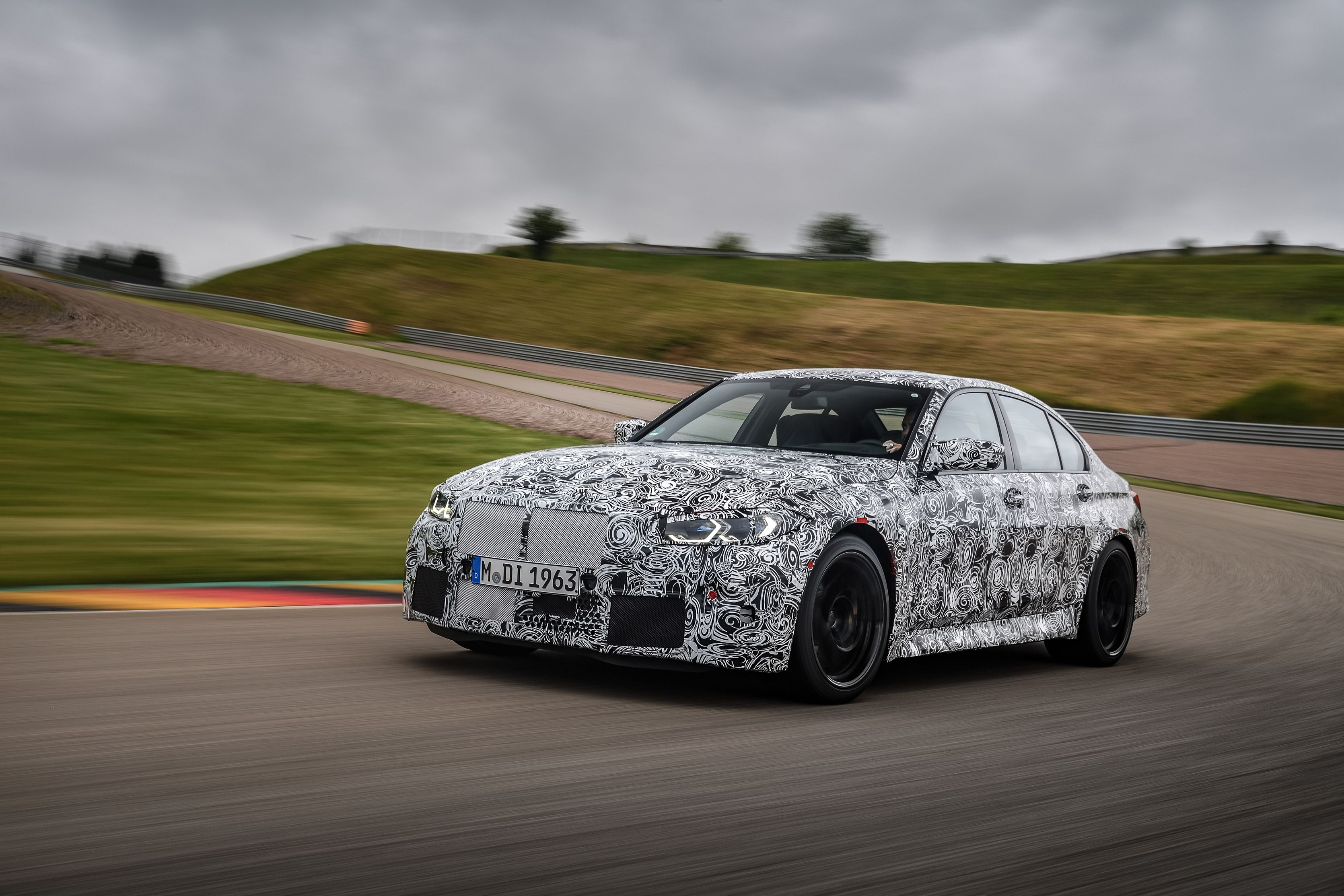Next Bmw M3 And M4 Will Get 510 Hp And A Manual