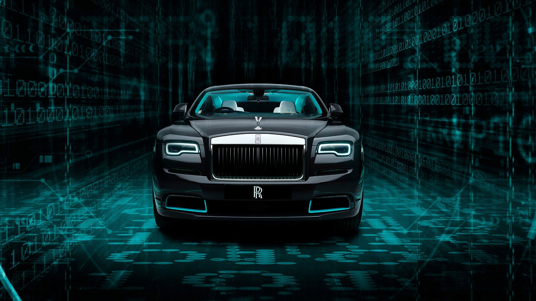 Rolls Royce Wraith Kryptos Holds Encrypted Message For Owners