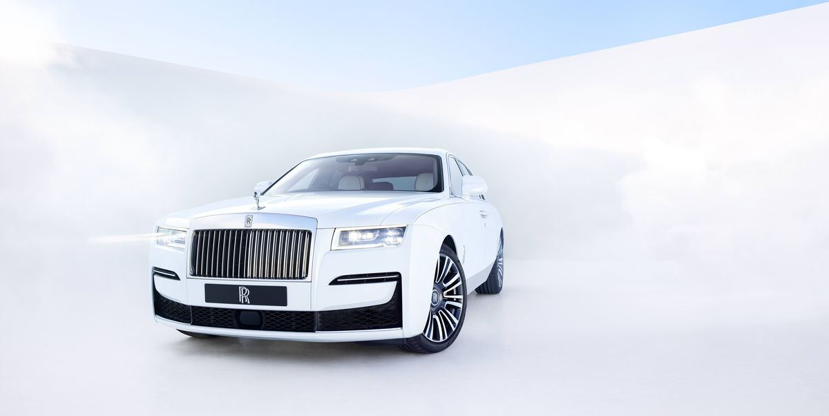 Pitchfork Best Of 2021 Pitchfork Time: The 2021 Rolls Royce Ghost Is Here