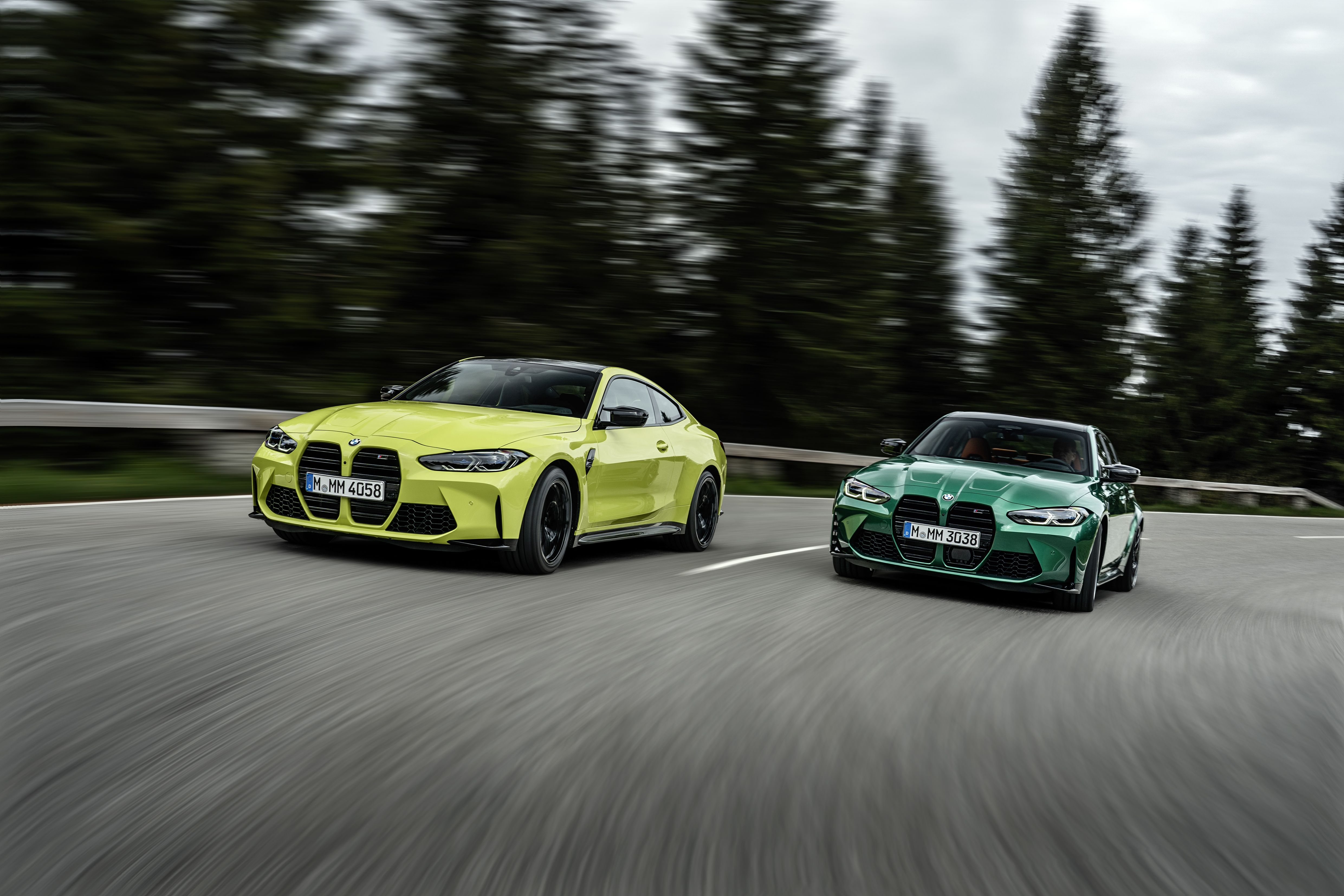 Bmw Debuts Screaming New M3 And M4s World Will Never Be The Same