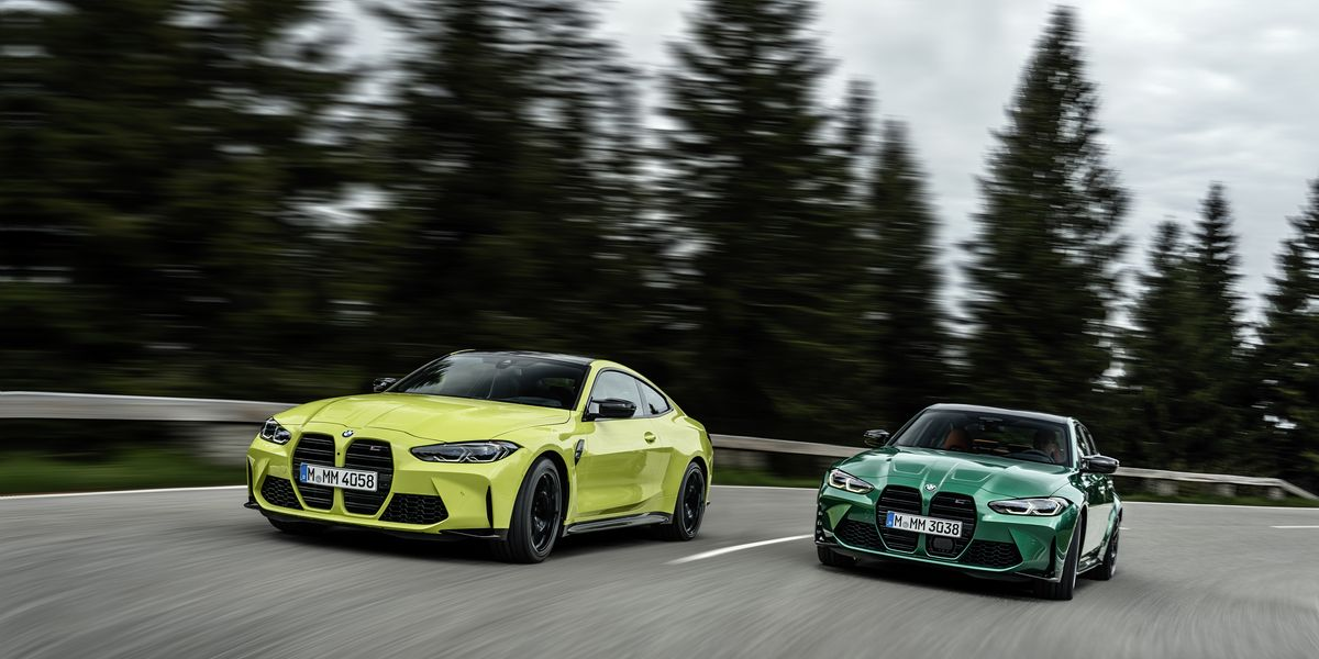 BMW Debuts Screaming New M3 and M4s, World Will Never Be the Same