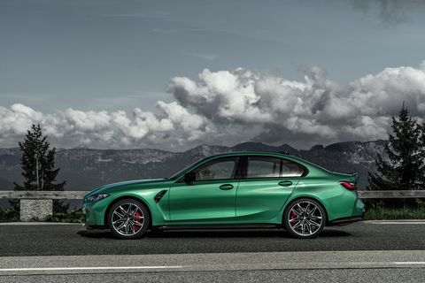 the sixth generation bmw m3 and m4