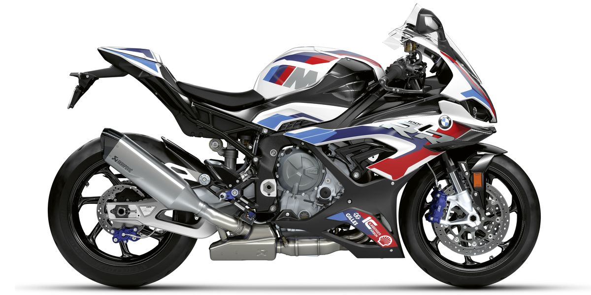BMW Expands M Line to Motorcycles with the Powerfully Fast M 1000 RR