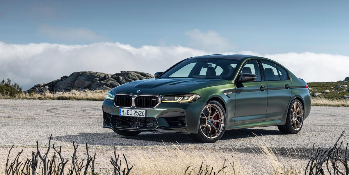 Photo Gallery: 2022 BMW M5 CS