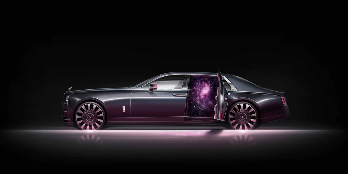 Pondering Einstein and Rolls-Royce's Existential Phantom