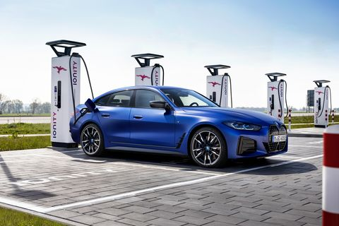 bmw's 3 new electric cars for 2022