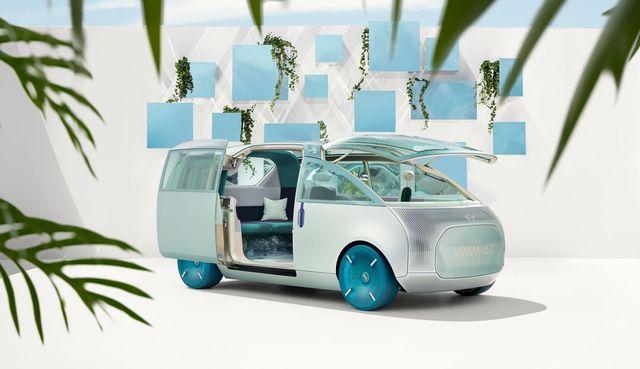 2021 mini urbanaut concept