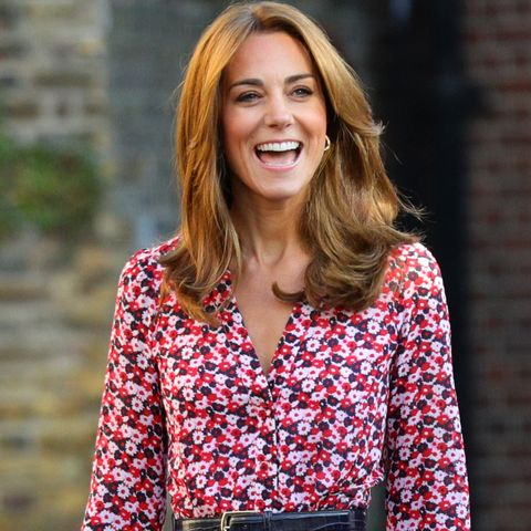 The Duchess Of Cambridge S New Hair Is Perfect For Autumn