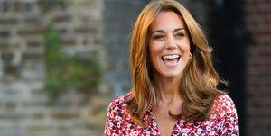 Duchess of Cambridge Kate Middleton new lighter hair