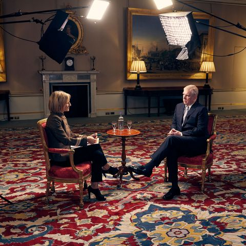 Prince Andrew BBC Interview