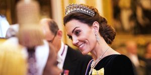 Kate Middleton at the Diplomatic Reception