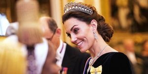 キャサリン妃  ダイアナ妃 エリザベス女王 ガラード