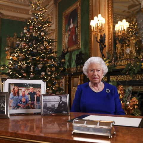 Queen Elizabeth's annual Christmas broadcast 2019.