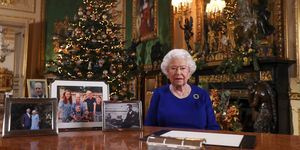 Queen Elizabeth's annual Christmas broadcast 2019.