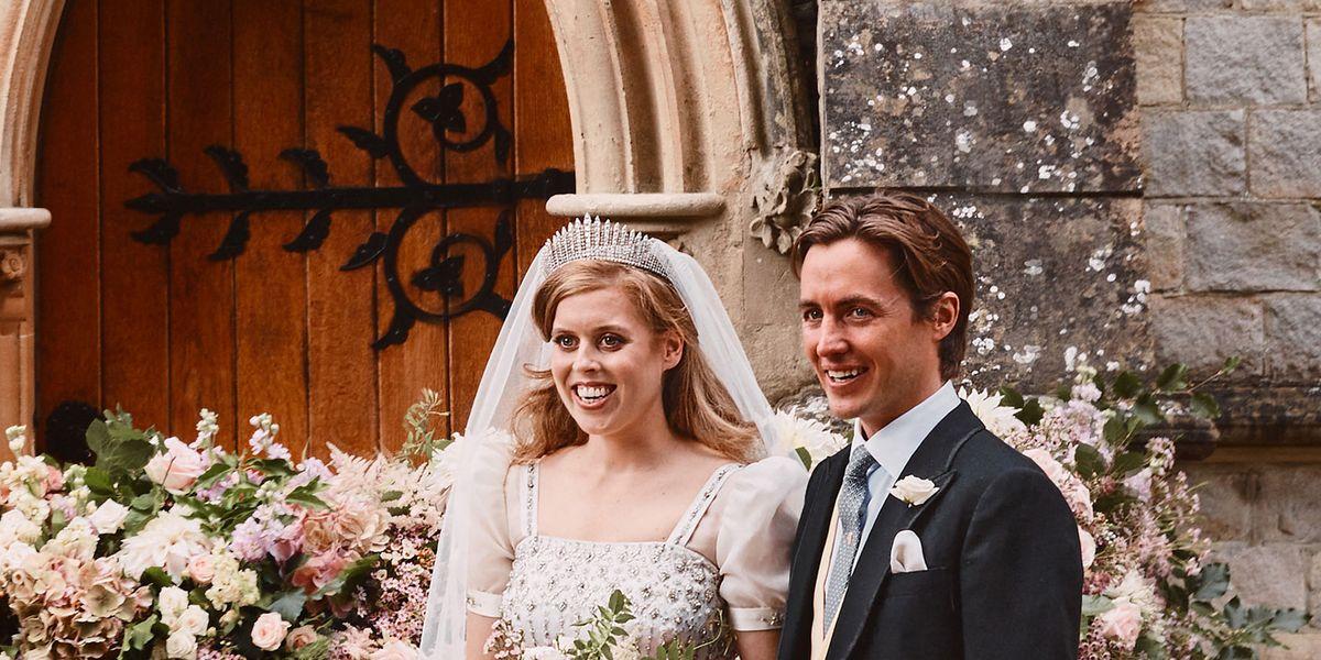 Princess Beatrice Edoardo Mapelli Mozzi Wedding Service Details