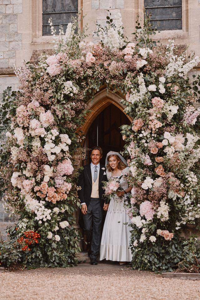princess beatrice wedding ceremony details