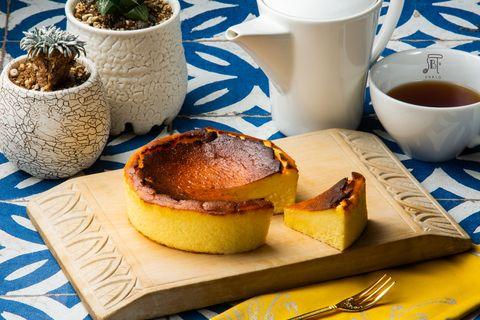 PABLO推出西班牙巴斯克起司蛋糕