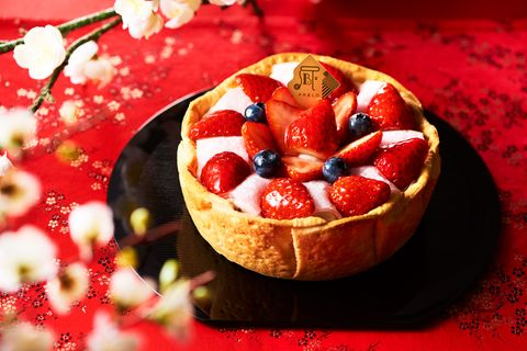 Dish, Food, Cuisine, Strawberry, Strawberries, Ingredient, Strawberry pie, Dessert, Frutti di bosco, Sweetness,