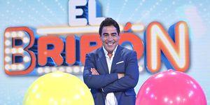 Primera imagen de Pablo Chiapella como 'El Bribon' de Mediaset.