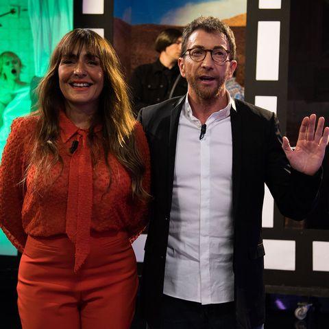 Candela Peña y Pablo Motos en 'El Hormiguero'
