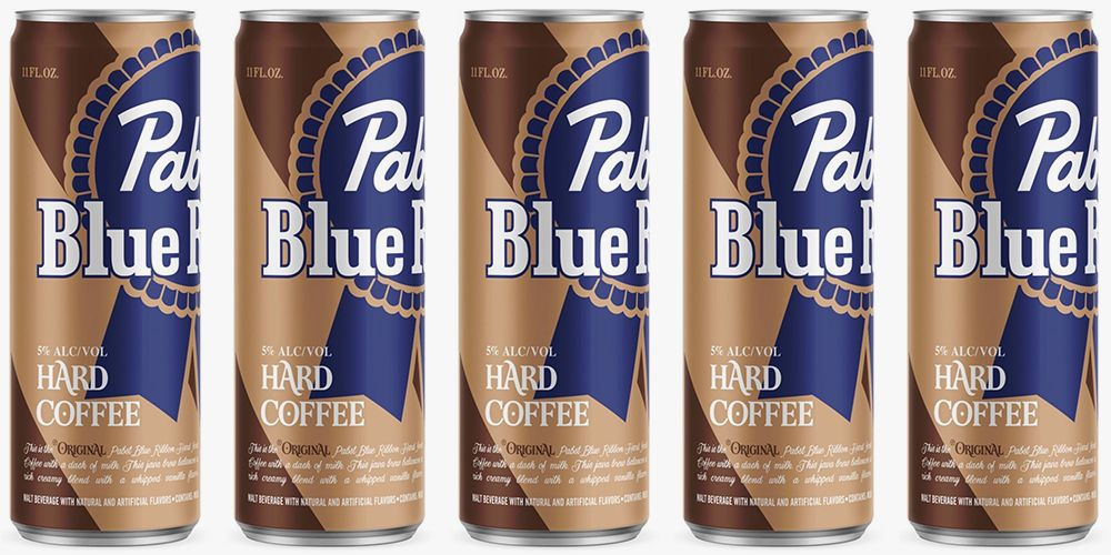 Pabst Blue Ribbon Just Released A Hard Coffee