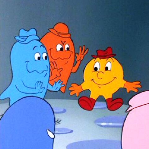 pac man cartoon