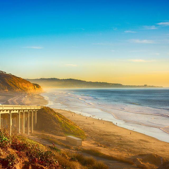 pacific coast highway 101 in del mar