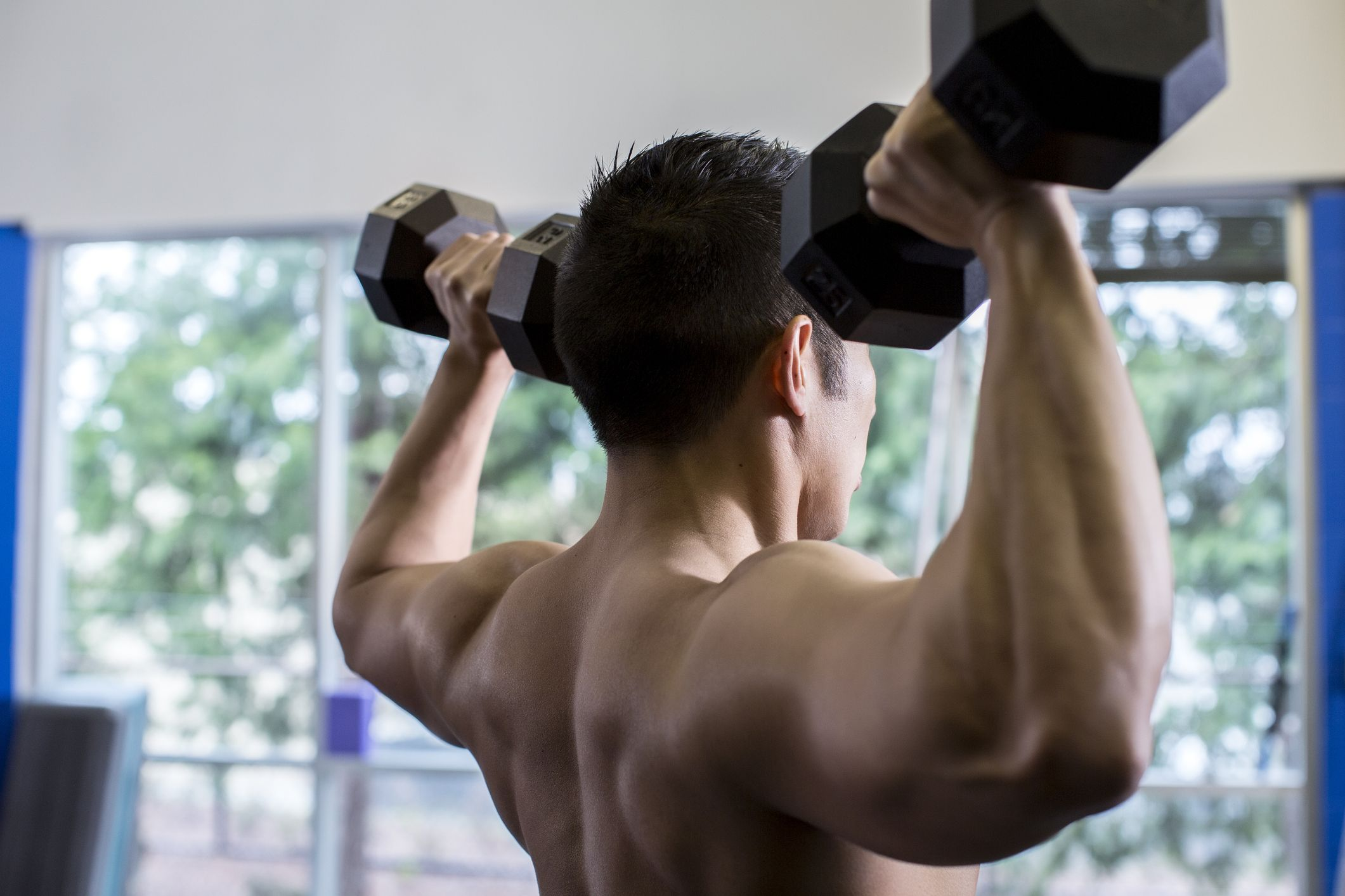 This Shoulder-Building Superset Hits All Aspects of Your Delts