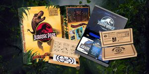 Jurassic World, Jurassic Park y Karate Kid Packs