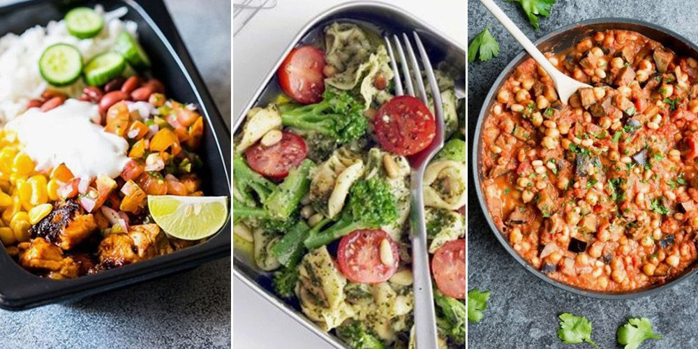12 easy (healthy!) lunch ideas that don't involve instant noodles