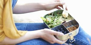 Healthy packed lunch ideas - Healthy lunches for work